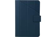 Temium Etui Cover universel bleu pour tablette 7-8