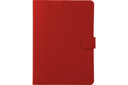 Temium Etui Cover universel rouge pour tablette 9-10
