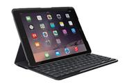 Logitech Etui-clavier Slim Folio noir pour iPad 9,7
