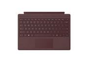 Microsoft Type Cover Signature Bordeaux pour Surface Pro, Pro 3 et Pro 4