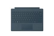 Microsoft Clavier Type Cover Signature Bleu Cobalt pour Surface Pro, Pro 3 et Pro 4