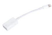 Apple Adaptateur Lightning vers USB pour iPad Retina / iPad mini / iPad Air