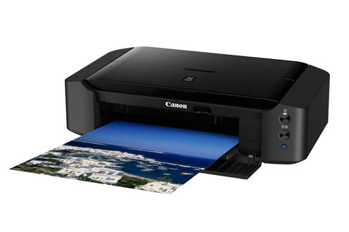 Canon PIXMA IP8750 + Papier photo glacé A3