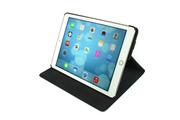 Temium Folio stand rotatif 360° noir pour iPad Air 2