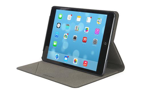 Tucano Housse de protection Angolo noire pour iPad Mini 1, 2 et 3ème génération