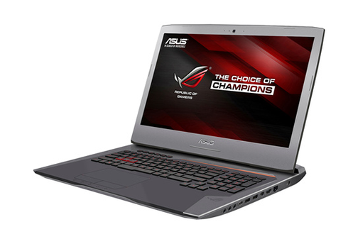 Ordinateur portable Asus G752VM-GC006T