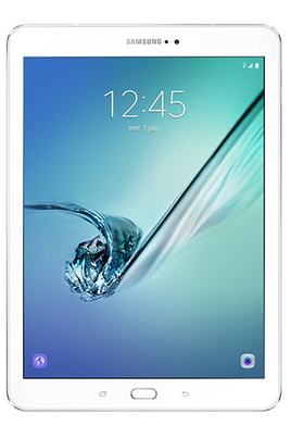 TABLETTE TACTILE SAMSUNG GALAXY TAB S2 9,7 BLANCHE 32 GO WIFI + 4G