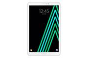 Samsung GALAXY TAB A 10.1 BLANCHE + CARTE MEMOIRE SAMSUNG MSD EVO PLUS 64 GO AVEC ADAPTATEUR