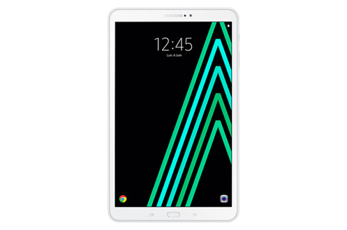 TABLETTE TACTILE SAMSUNG TAB A 10.1 BLANCHE