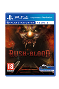 Sony RUSH OF BLOOD