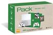 Microsoft PACK XBOX ONE S 500G + 2 MANETTES + GTA V + FORZA HORIZON 3