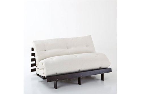 Newsom futon 140 x 190 cm - Matelas futon 140x190 ...