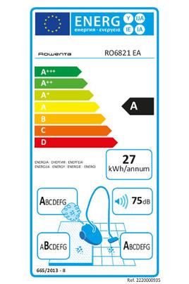 Rowenta X-TREM POWER RO6821EA