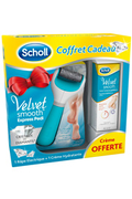 Scholl Coffret Velvet Smooth Express Pedi