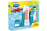 Scholl COFFRET SUBLIME ONGLES ELECTRIQUE VELVET SMOOTH