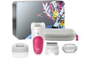 Braun SILK EPIL 5-547 WET & DRY GIFT EDITION