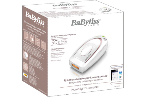 Babyliss COMPACT GOLDEN EDITION G937E