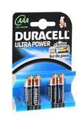 Duracell ULTRA POWER AAA LR03 x4