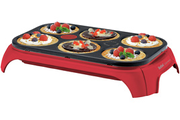 Tefal PY559512 CREP'PARTY COLORMANIA ROUGE