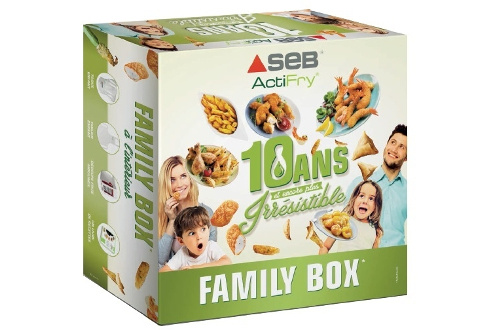 Seb YY2951FB ACTIFRY FAMILY BOX
