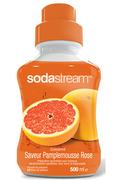 Sodastream CONCENTRE PAMPLEMOUSSE ROSE 500 ML