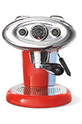 Illy X7.1 ROUGE 6604