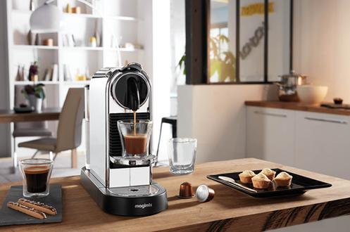 magimix citiz nespresso 11316 chrome. Black Bedroom Furniture Sets. Home Design Ideas