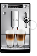 Melitta SOLO PERFECT MILK E957-103 ARGENT