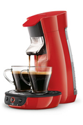 Philips SENSEO VIVA CAFE HD7829/81 ROUGE