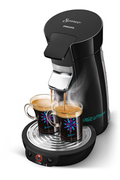 Philips SENSEO VIVA CAFÉ HD7836/21 MATT W MOORE NOIR