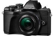 Olympus E-M10 Mark III Noir + 14-42 mm Pancake f/1:3.5-5.6 Noir