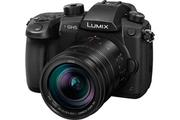 Panasonic LUMIX GH5 NOIR + OBJECTIF 12-60 MM F/2.8-4.0