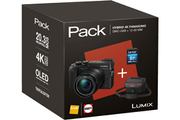 Panasonic PACK DMC-GX8 + 12-60MM + SACOCHE + SD 8 GO