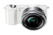 Sony A5000 BLANC + 16-50MM