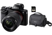 Sony KIT A7 + 28-70 MM F/3.5-5.6 + HOUSSE + SD 16 GO