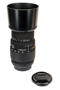 Sigma 70-300 mm F4-5.6 DG Macro Nikon