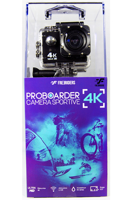 Freeriders PROBOARDER 4K