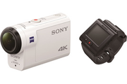 Sony FDR-X3000R 4K BLANC