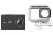Xiaomi Yi 4K Plus Black + boîtier étanche