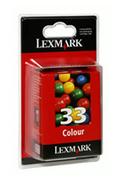 Lexmark N°33 couleur