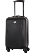 Bag Stone Valise Cabine rigide 4 roues format agréée Low Cost NOIR APRIL