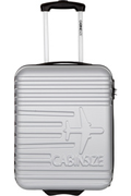 Cabine Size VALISE CABINE 2 ROUES ARGENT FLY