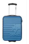 Cabine Size VALISE CABINE 2 ROUES BLEU MARINE FLY