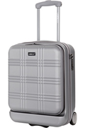 Cabine Size VALISE 2 ROUES ARGENT