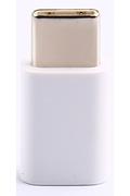 Temium Adaptateur micro USB vers USB type C