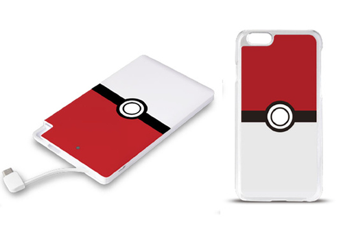 swiss charger batterie de secours pokeball 4000 mah avec. Black Bedroom Furniture Sets. Home Design Ideas