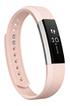 Fitbit BRACELET EN CUIR COULEUR ROSE TAILLE L POUR FITBIT ALTA