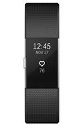 Fitbit CHARGE 2 NOIR ARGENT LARGE