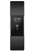 Fitbit CHARGE 2 NOIR ARGENT SMALL
