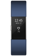 Fitbit CHARGE 2 BLEU ARGENT SMALL
